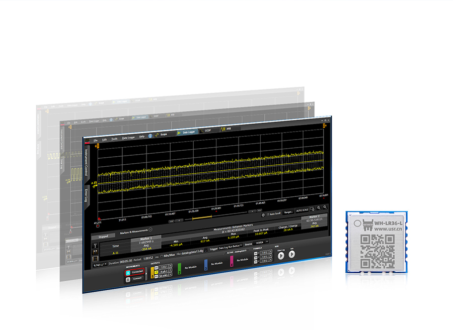 低成本lora模块LR36低功耗、降成本