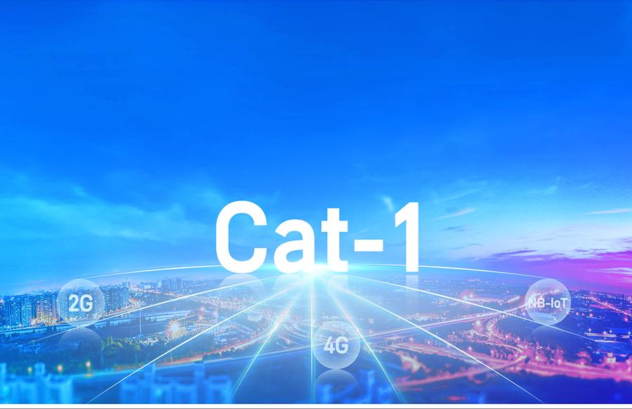 导轨式cat-1 DTU