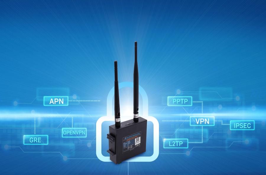 4G工业级路由器品牌厂家热卖品:G806加密传输